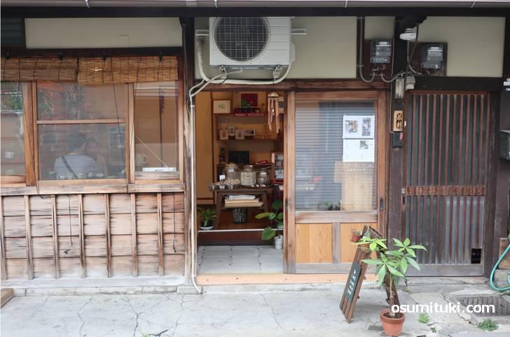 月曜日にだけオープンする京都の「neko no hige cake studio」