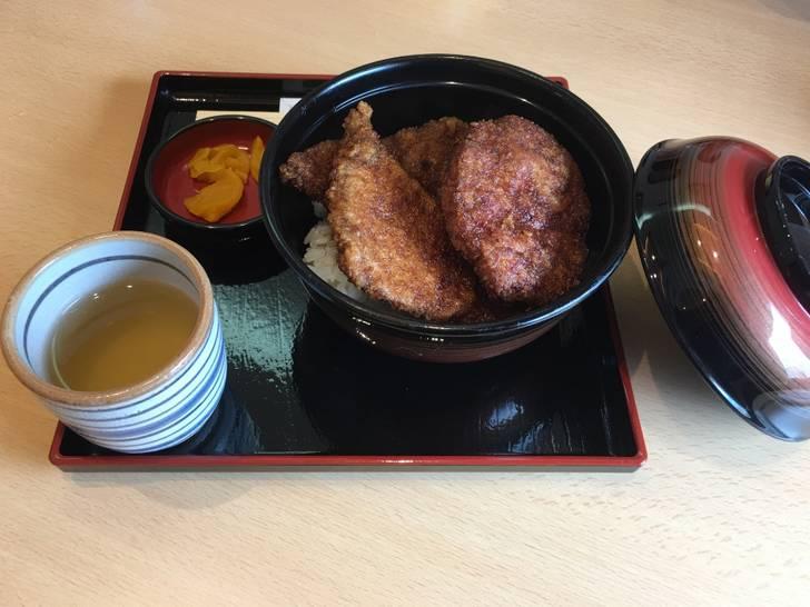 福井名物「ソースカツ丼」はヨーロッパ軒がオススメ