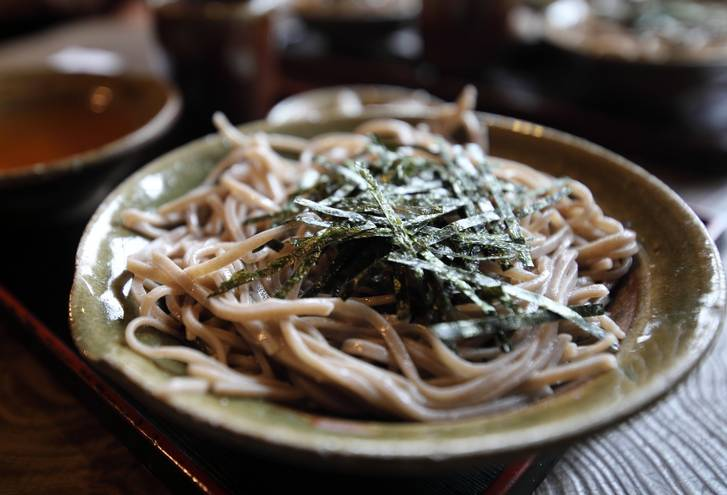 福井に来たら越前そばも食べていただきたい
