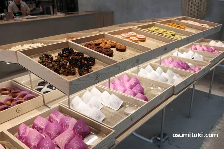 河原町の新京極通にある「コエドーナツ(koé donuts)」