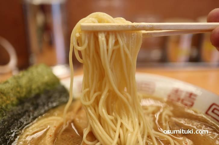 地元のラーメン通が行くラーメン店「ラーメン京都てんぐ西陣店」