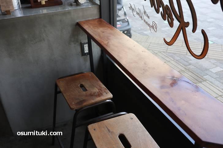 雰囲気良いしサクッと立ち寄れるカフェです