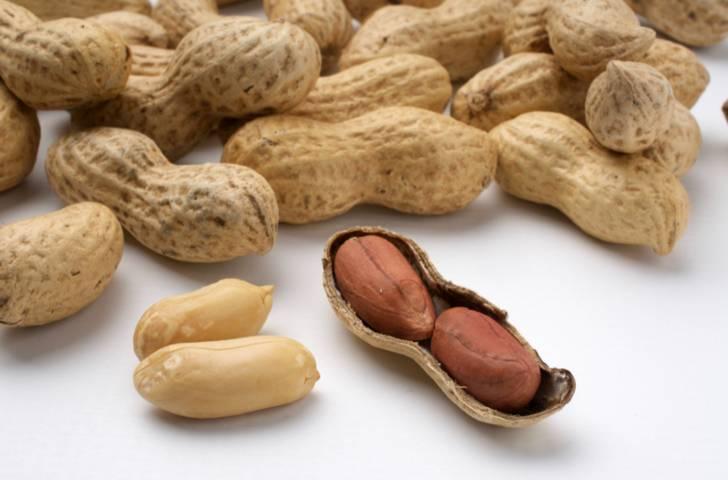 千葉県八街市(やちまたし)で生産されているピーナッツ