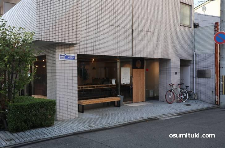 GOODMAN ROASTER (京都・四条)店舗外観写真
