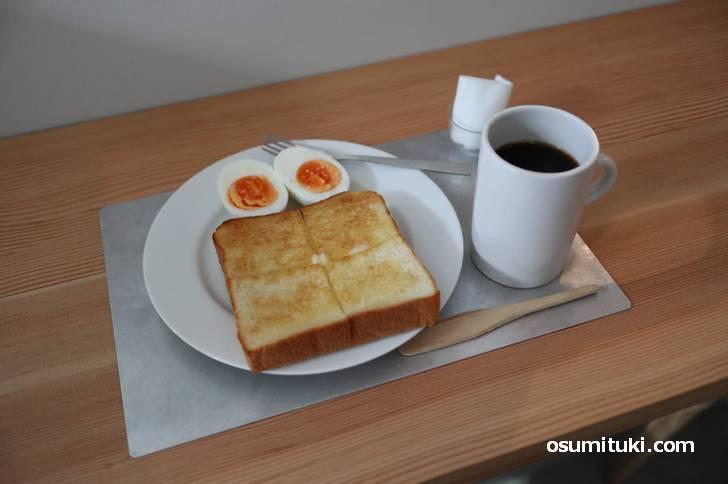 swimpond coffee (スイムポンドコーヒー)モーニングコーヒー