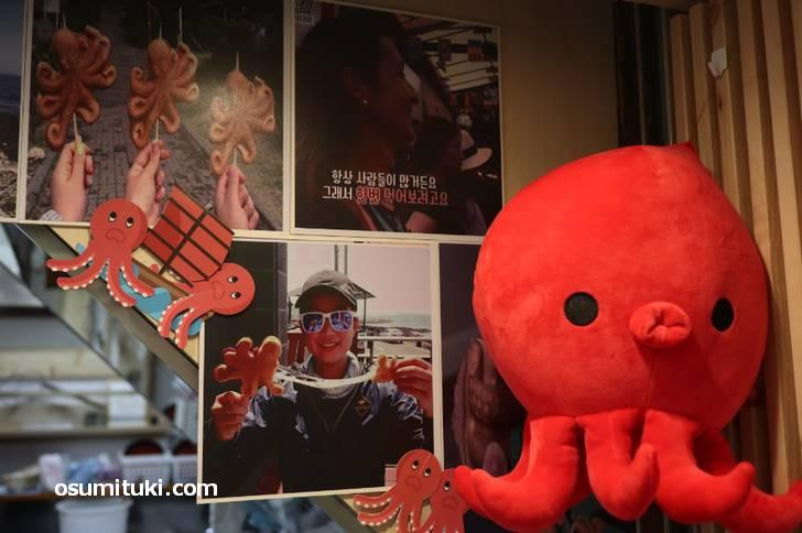 タコパンは韓国のチェジュ島(済州島)でブレイクした名物グルメ