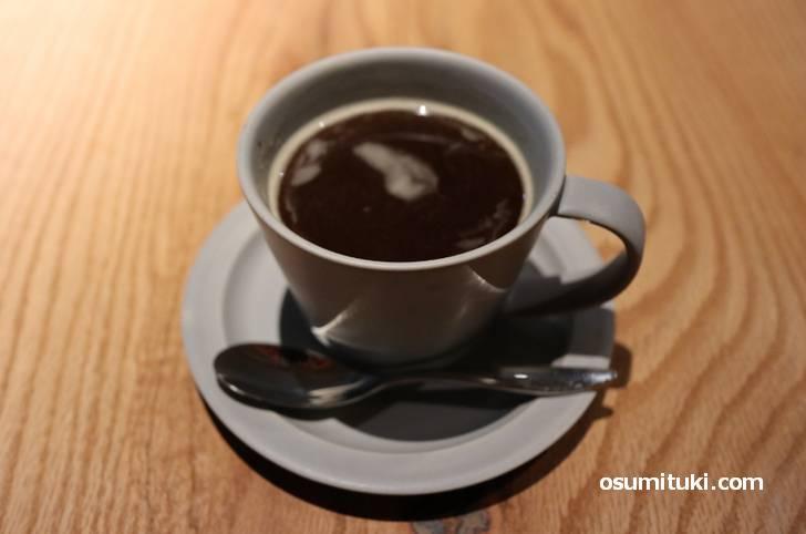 東京のオニバスコーヒーさんのコーヒー