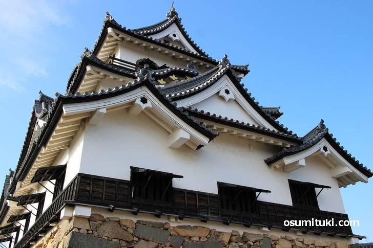 鉄壁の城「彦根城」