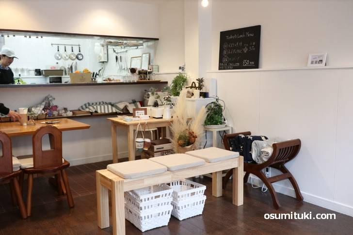 ねこのて~café~ 2019年11月22日オープン(京都・浄土寺)