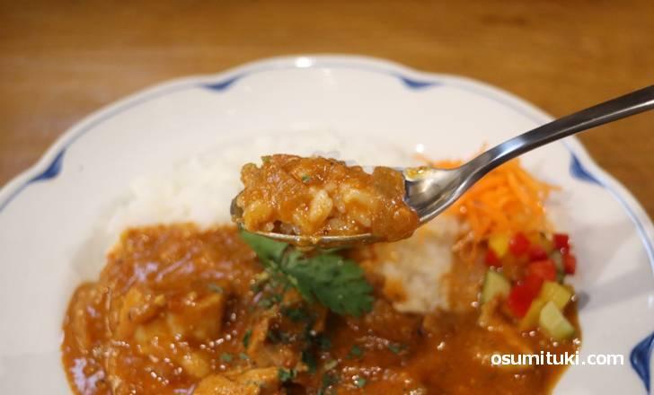 謹製咖喱酒舗アムリタさんは「スパイスカレー」のお店