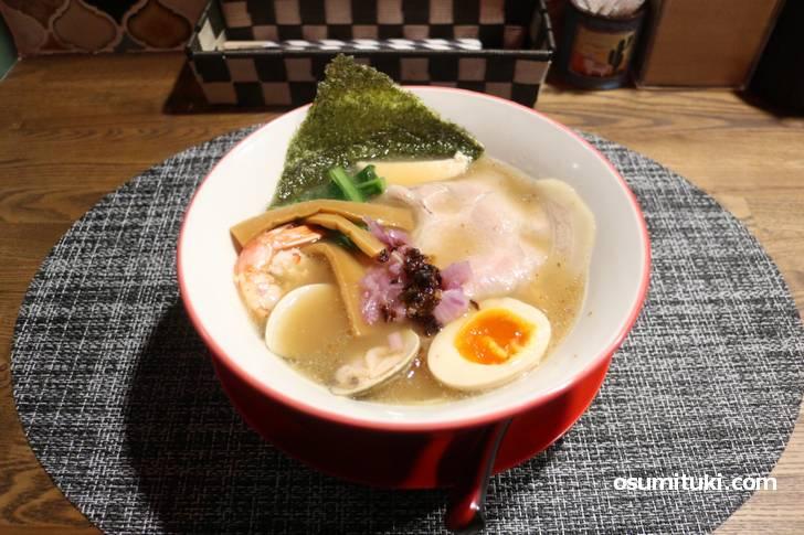滋賀県大津市の膳所駅近くで食べたラーメンがめちゃくちゃ美味かった