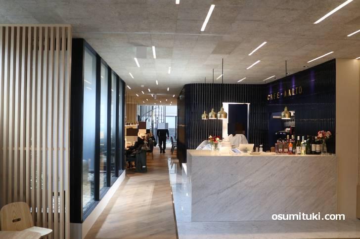 2019年12月21日オープン カフェ・アアルト(CAFE AALTO)