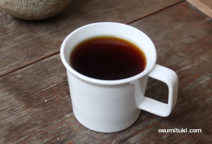 今日のコーヒーはコロンビア