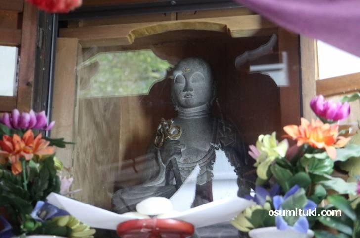 京都には真田幸村の念持仏がある?