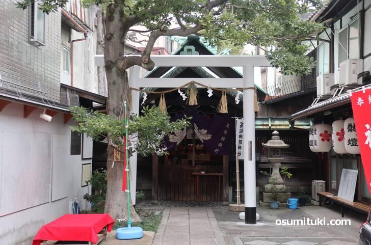高松神明神社(社殿)