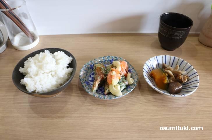 950円でお腹いっぱいになりました!