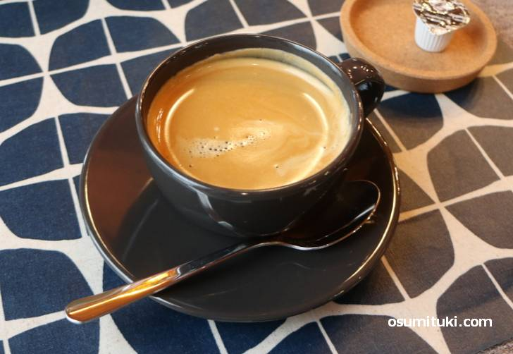 コーヒーが激ウマです
