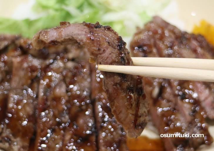 お肉の量は多いけどリーズナブルです