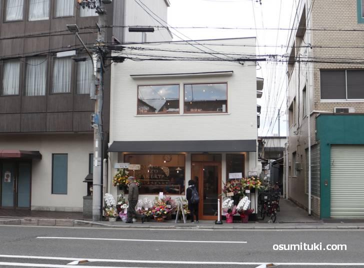 KYOTO KEIZO BAKERY(店舗外観写真)