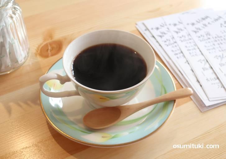 コーヒー豆8種類をブレンドした「マサイの風」