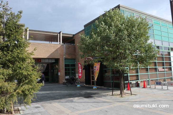 麺屋 七福神 ラクセーヌ店 はフードコートにあります