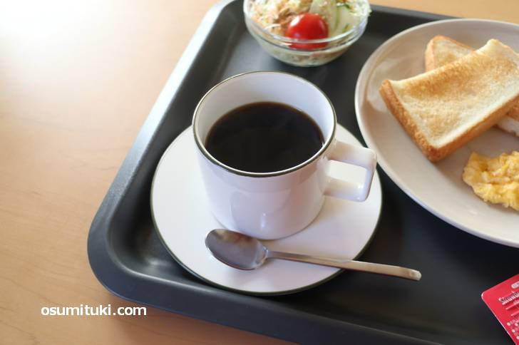 コーヒーまで付いての300円ですよ!