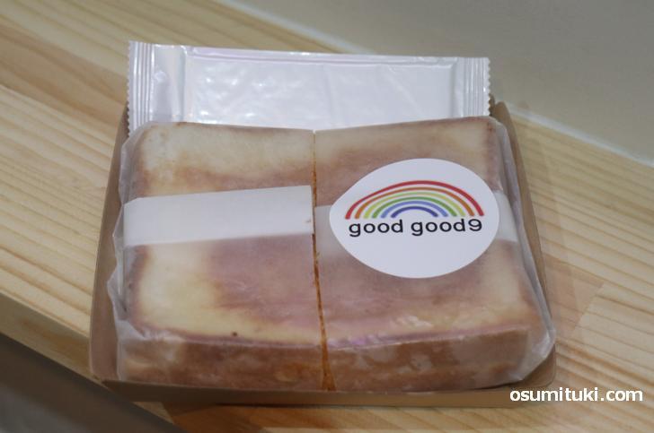 チーズ+ブラックペッパー+はちみつ(650円)