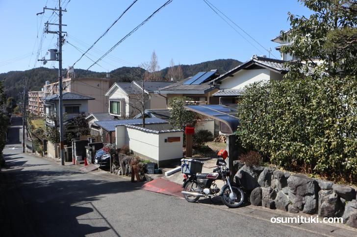 キセツノネイロ/neiroドーナツ は京都市左京区岩倉長谷町にあります