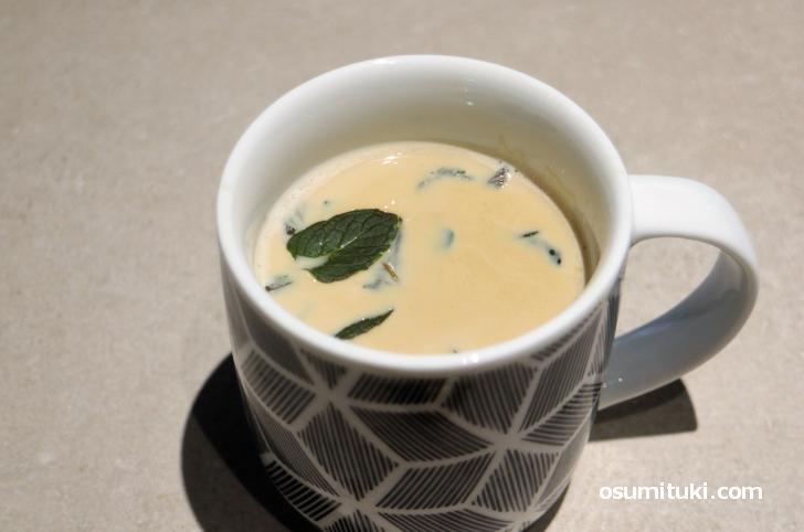 名物モヒートコーヒー(650円)