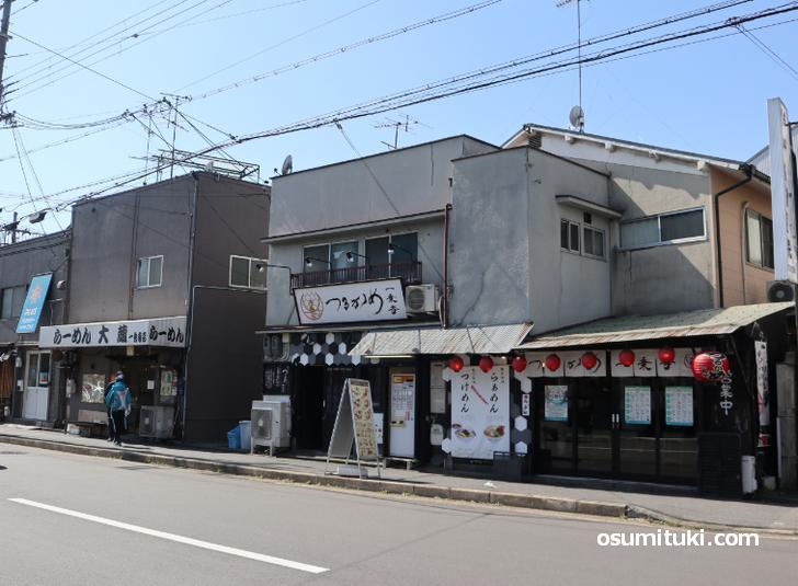 新型コロナで京都の観光客が少ないことがよく分かる「一乗寺」の写真(2020年3月7日撮影)