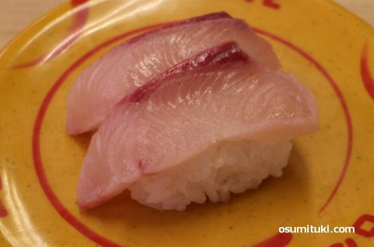 スシローのお寿司