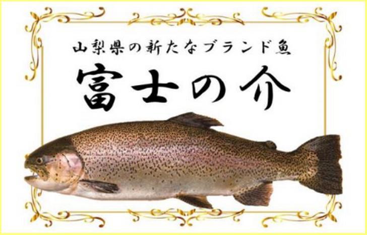 山梨県の新たなブランド魚「富士の介」が『満天☆青空レストラン』で紹介