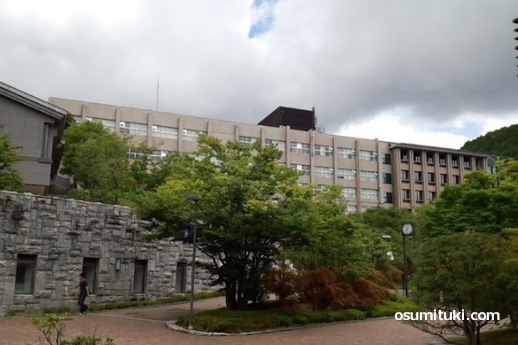京都産業大学の学生が新型コロナに罹患したことで休業を決断した京都ラーメン店がある