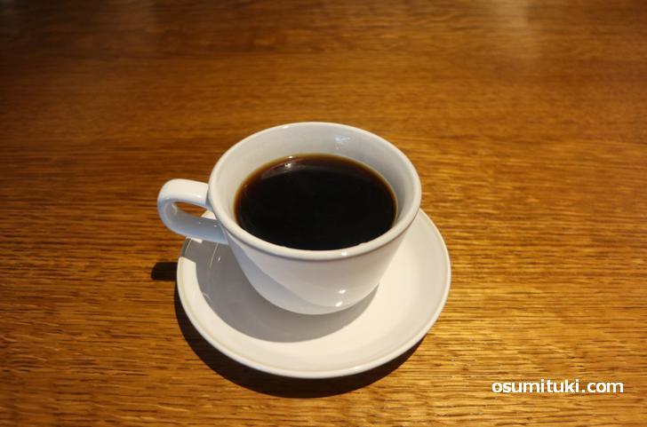 ドリップコーヒー(550円)