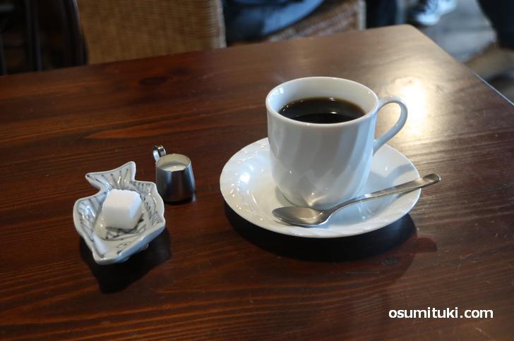 コーヒー 400円(セットなら250円)