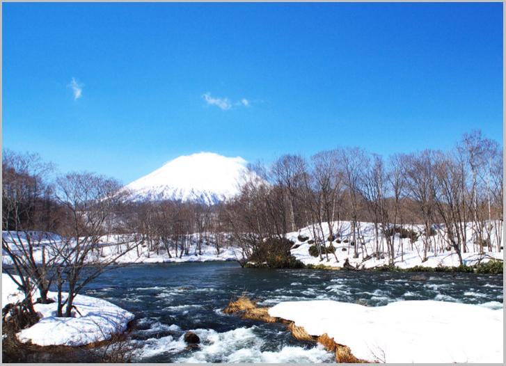 北海道の「羊蹄山(ようてんざん)」は野菜の栽培に適した土地です