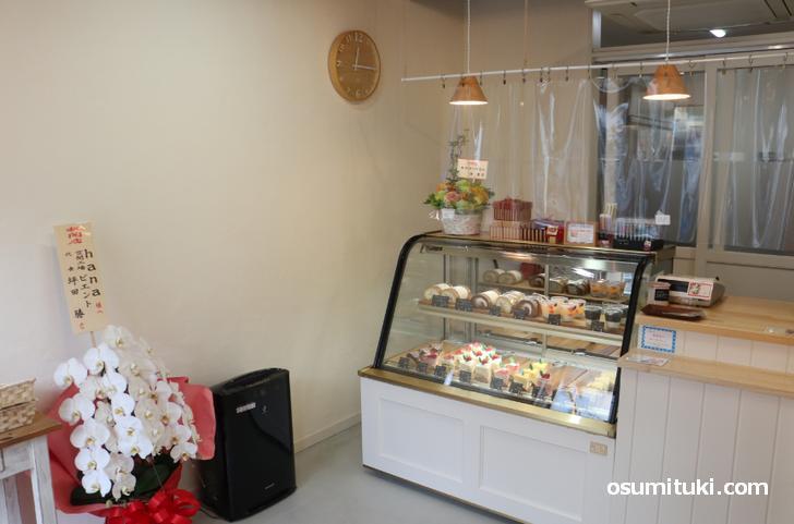 hana(新店舗)の雰囲気