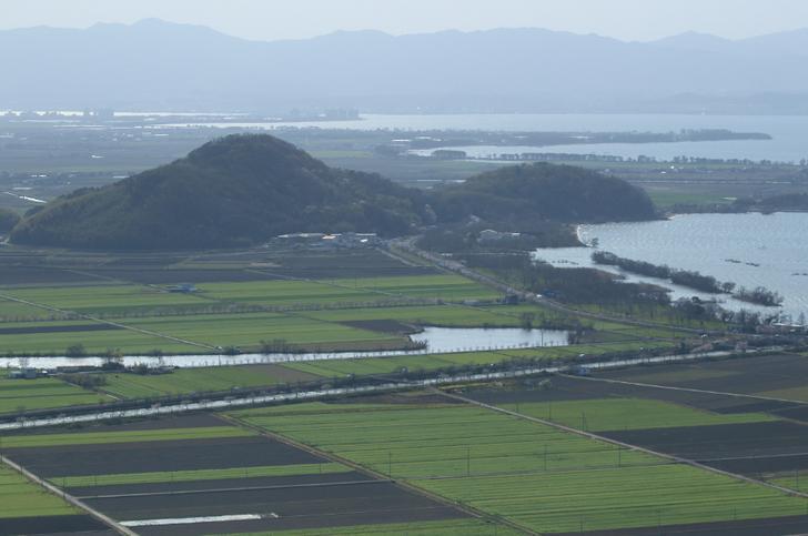 滋賀県近江八幡市「水郷巡り」はどこから乗れるの?
