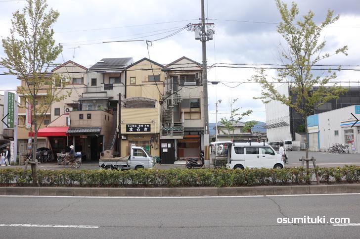 タピキング京都桂店