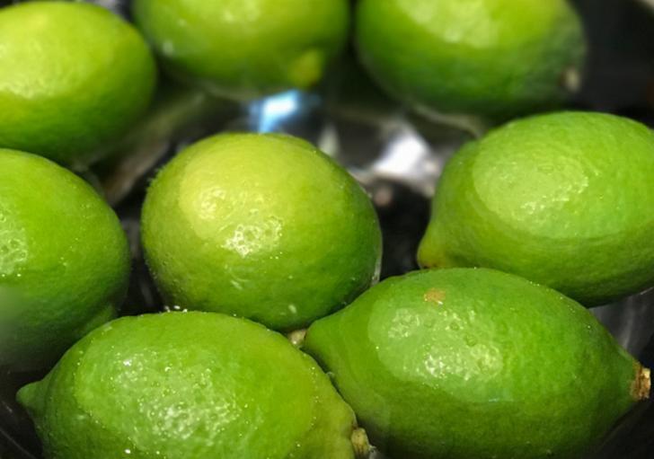 青空レストランで広島・生口島のグリーンレモンが紹介されます