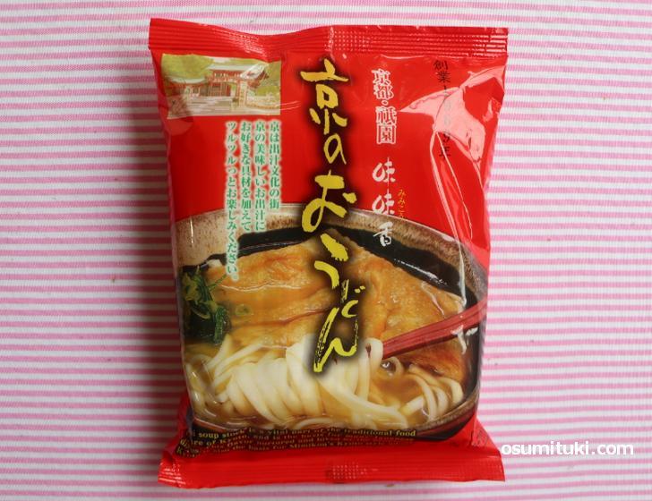 味味香(みみこう)京のおうどん