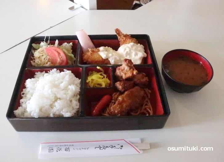 ジャンボ弁当(1100円)