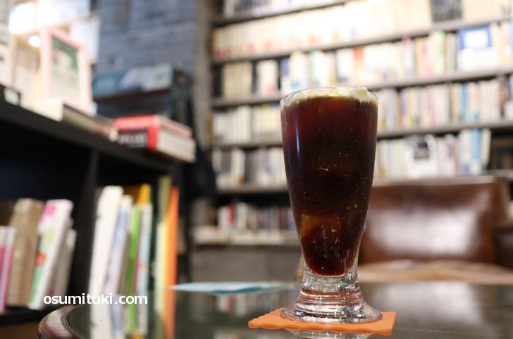 コーヒー・フロート(600円)