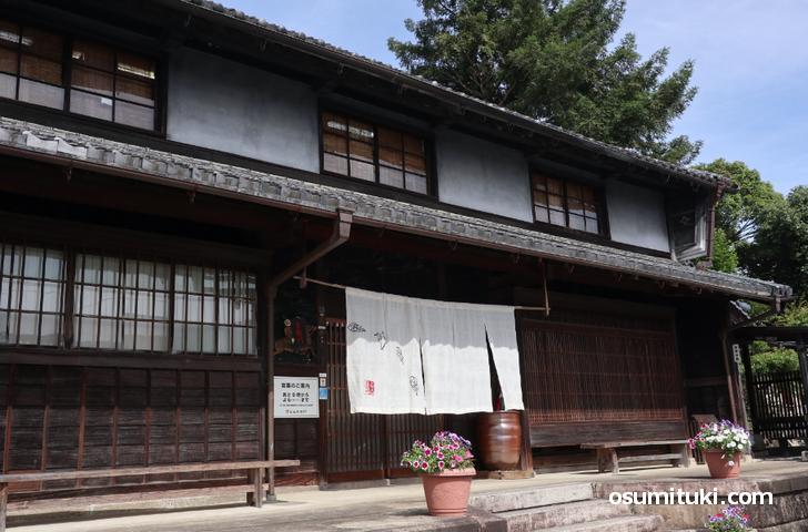 京都・福知山にある明治・大正期の邸宅、そこは今は・・・・