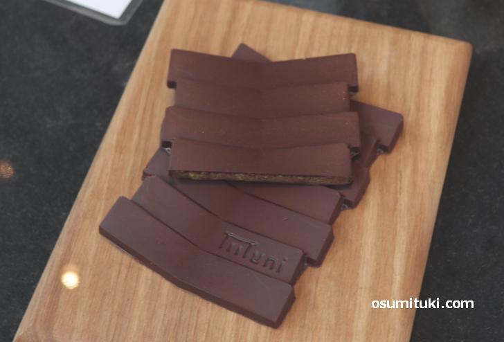チョコレートは1200円~2200円程度でした
