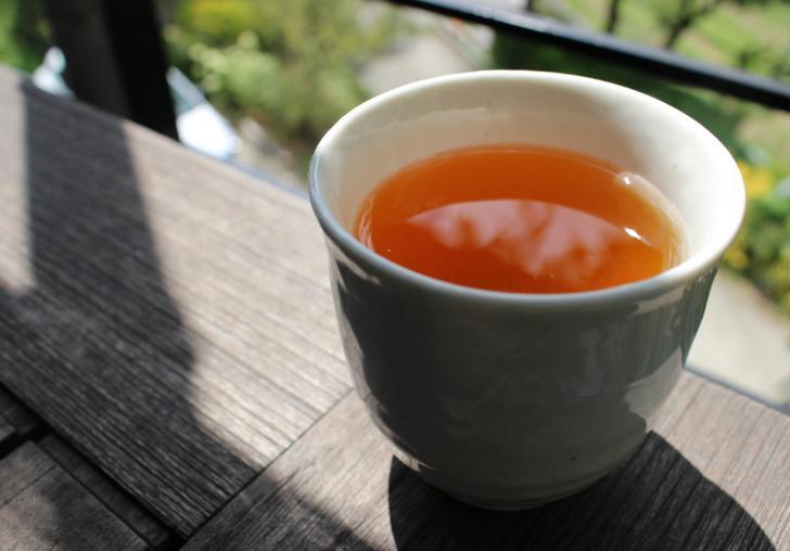 檜原村の国産紅茶「ひのはら紅茶」が人生の楽園で紹介