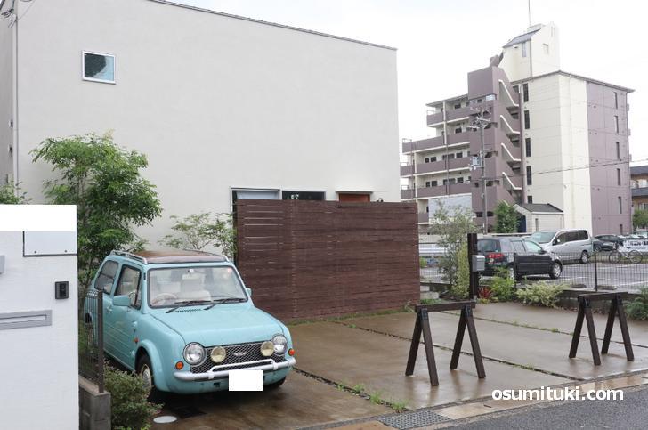 2020年6月13日オープン G. 焼き菓子製作所(撮影は2020年7月7日)