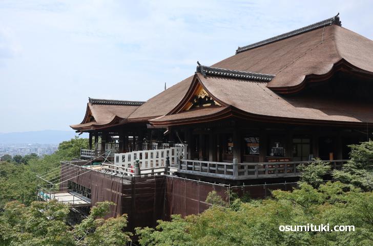 京都の清水寺に「日本一悲しい鬼退治の物語」の石碑がある?!