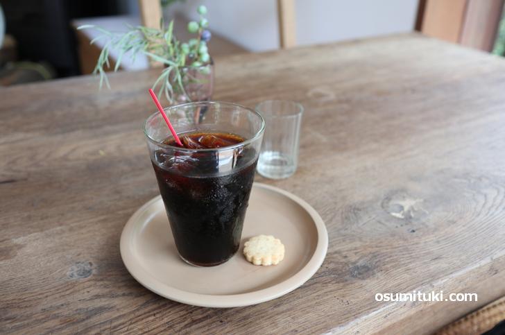 シッカリとした焙煎だがブラックでも心地よい苦みが良い感じのコーヒー