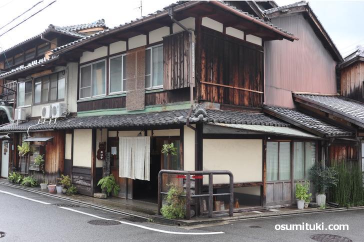 手打ち蕎麦 かね井(京都市北区の船岡山エリア)